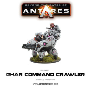 Ghar Command Crawler