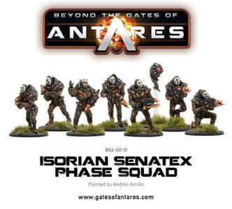 Isorian Senatax Phase Squad