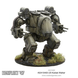 US Kodiak Walker