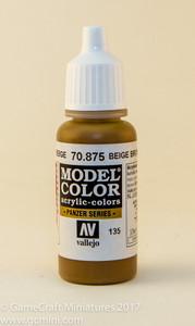 Vallejo Model Color: Beige Brown