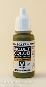 Vallejo Model Color: Brown Violet