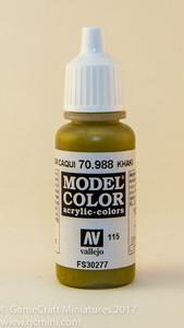Vallejo Model Color: Khaki