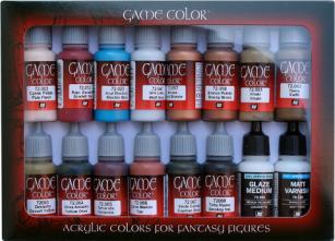 Game Color Set: Specialist Set (16)