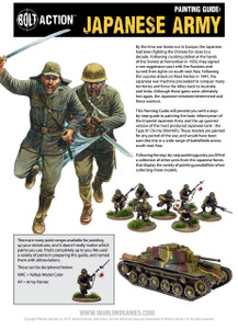 Bolt Action: Japanese Painting Guide (Download)