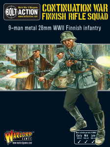 Bolt Action: Finnish Rifle Squad