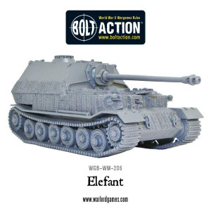 Bolt Action: Sd.Kfz 184 Elefant Heavy Tank Destroyer