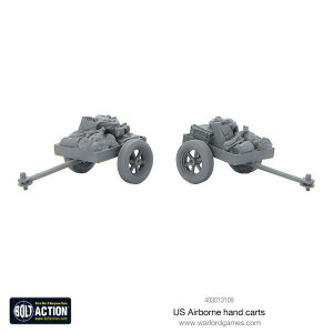 Bolt Action: US Airborne Hand Carts