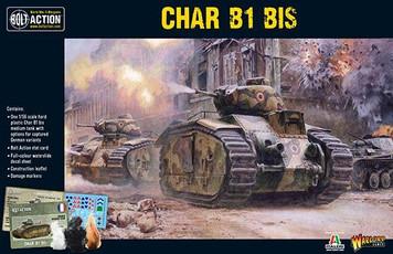 Bolt Action: Char B1 bis