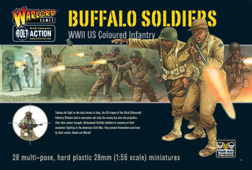 Bolt Action: Buffalo Soldiers - Black US troops