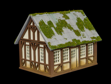 28mm Tudor House - 28MMDF621