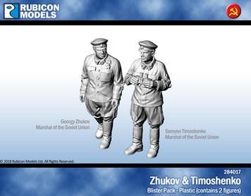 Zuhkov & Timoshenko