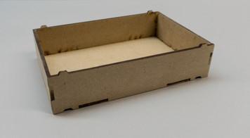 """Project Box 4"""" x 6"""" x 1.375"""" - PROJECTBOX1"""