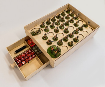 Bolt Action Tournament Tray