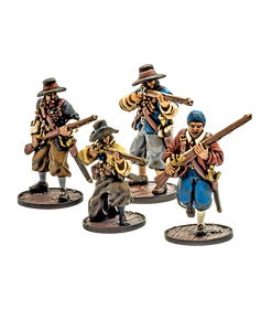 Blood and Plunder: Freebooters Unit