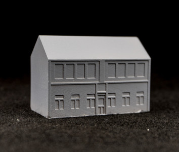 6mm Town Building - 285MEV118