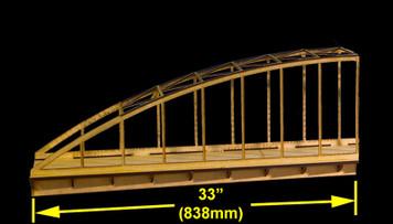 A Bridge Too Far - 28mm Version - Half Version