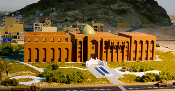 Al Sijood Presidential Palace of Saddam Hussein