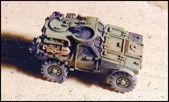 VBL - Panhard Recon Vehicle (5 per) - N520