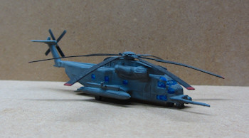 MH 53J Pave Low III - Special Forces Super Stallion - AC38