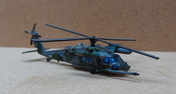 MH-60Q Pave Hawk Special Forces Blackhawk (1/pk) - AC35
