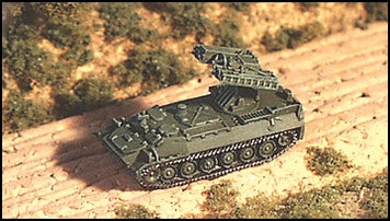 SA-13 Anti-Aircraft w/Tracks - W32