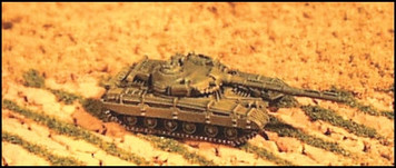T-64 Main Battle Tank  - W36