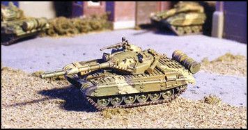 T-72M1 Main Battle Tank  - W81