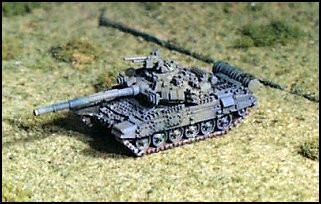 T-90 New Russian MBT - W67