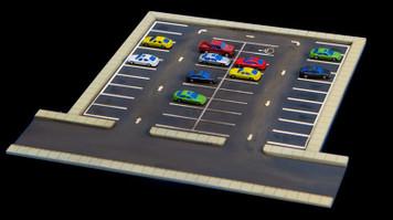 Parking Lot - 3MMROAD040