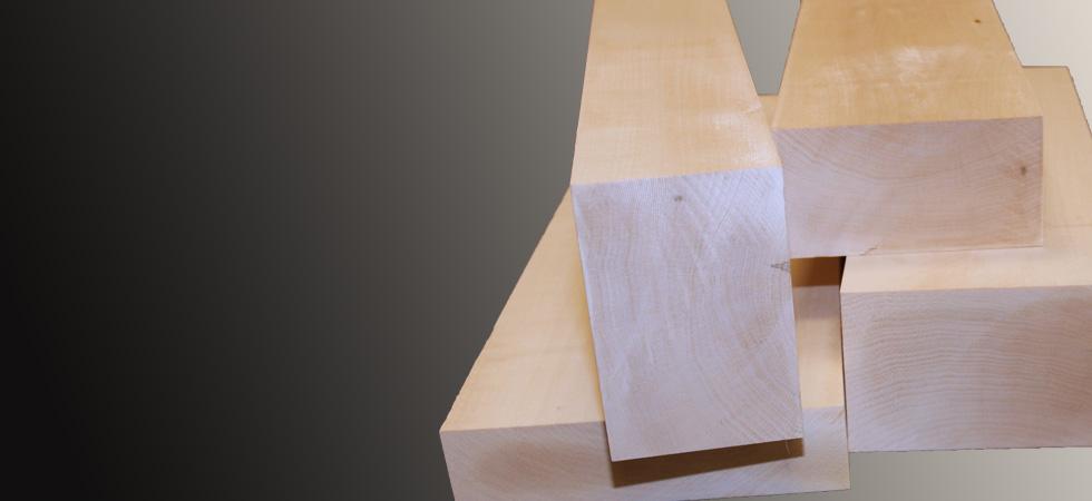 Carving Wood, Basswood, Tupelo