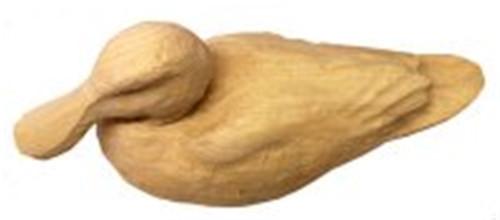 Shoveler tupelo roughout