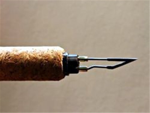 Colwood fixed tip woodburning pen a quot large round