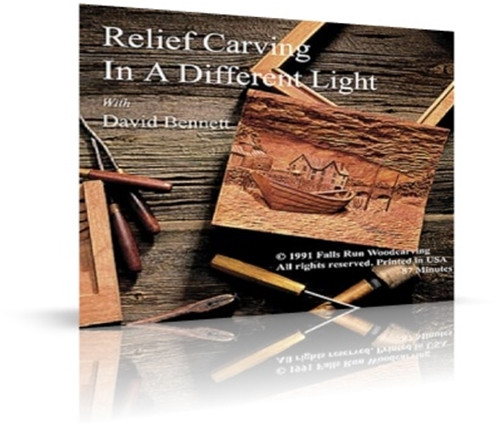 Relief carving in a different light dvd