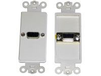 VGA Feed-thru Wall Plate  Calrad 28-161