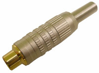 RCA female connector Calrad 30-309
