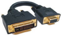 VGA female to M1-DA male adapter for Projectors