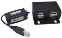 USB Extender and 4 port Hub, Calrad 40-UE04H