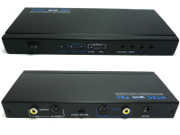 PAL-NTSC SECAM Video Converter