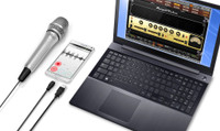 iRig Mic HD-A - Digital Condenser Mic for iOS and Android devices