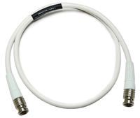 Belden 1695A Plenum Rated RG6U SDI Cable with Canare BNC Connectors