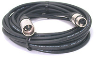Mogami 2534 XLR male to female balanced audio or Micrphone cable