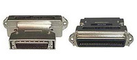SCSI adapter, CN50 Female to HD50 Mini 50 Male