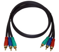 Component Video Cable, 3 feet long
