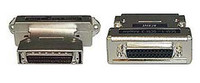 SCSI Adapter DB25 Female to HD50 Male