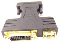 DVI-I female to M1-DA male Adapter
