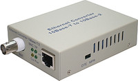 10Base-2 (BNC) to or from 10Base-T (RJ-45) Converter