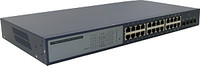 1000Mbps Gigabit Ethernet Switch with 4 SFP Slots