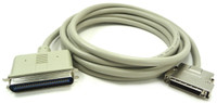 CN50 to HD50 SCSI Cable, 10 feet long