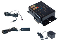 IR Extender Kit with Connecting Block, Receiver, Emitter and Power Supply