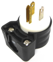 Pass & Seymour 5266-SSAN Right Angle Power Plug